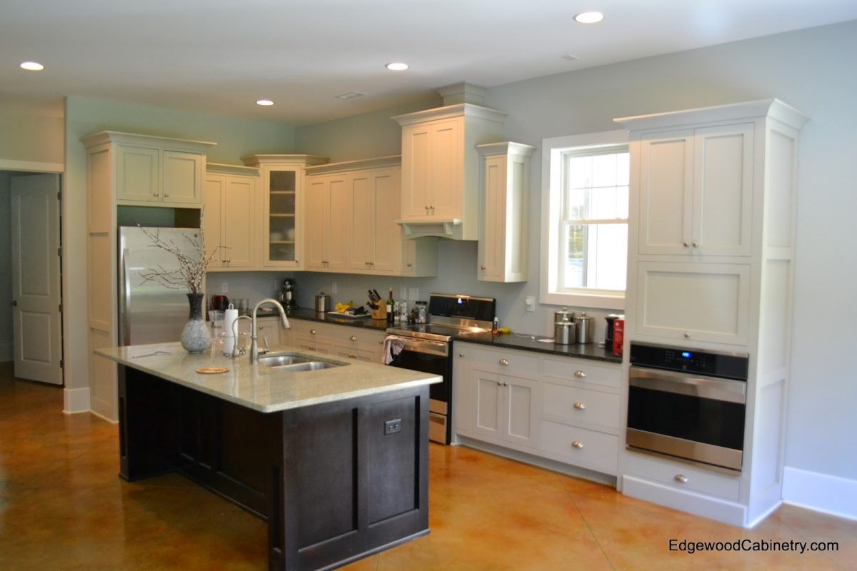 less is more current trends in kitchen bathroom deisgn edgewood