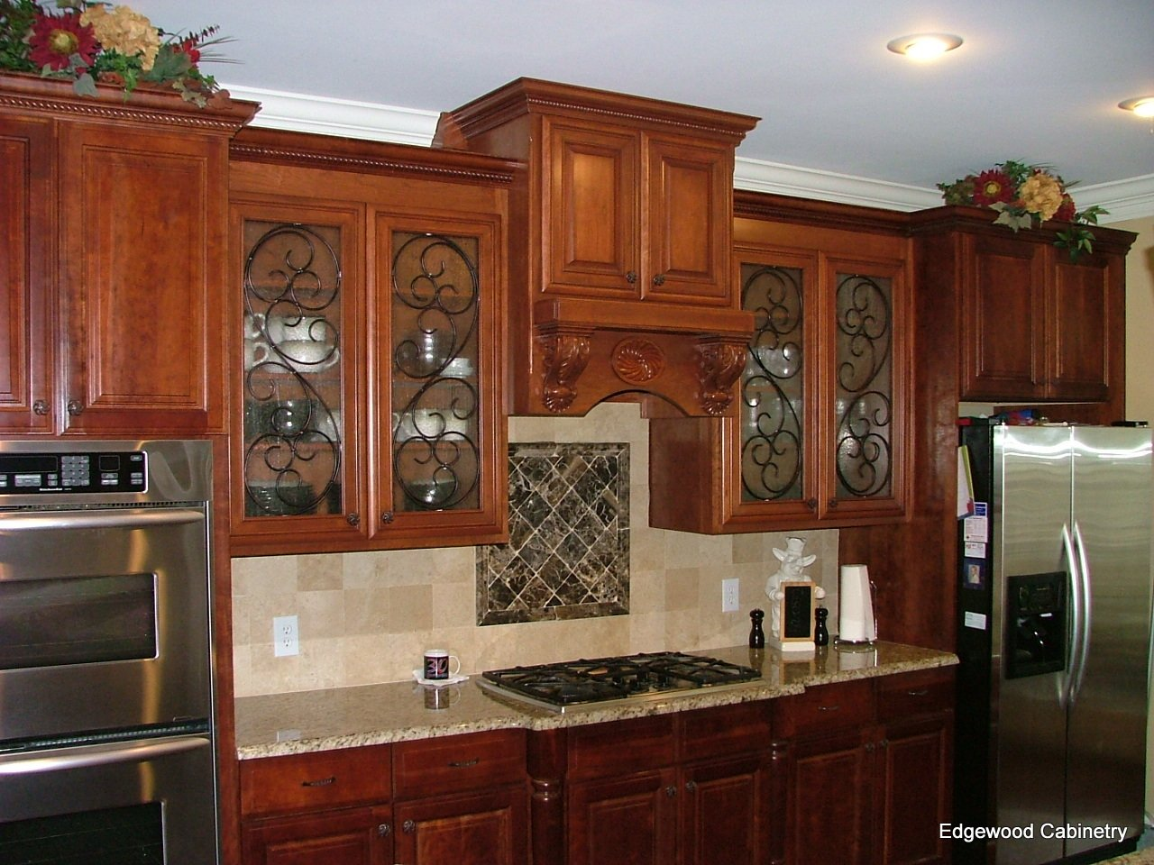 Kitchen cabinets front designs - View Larger Image