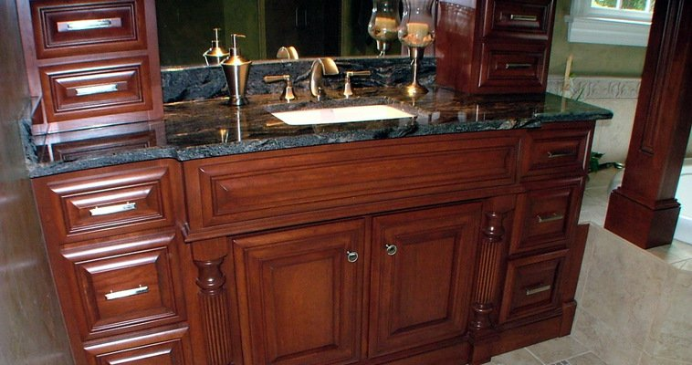 Planning A Bath Remodel   Edgewood Cabinetry