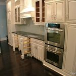 spice rack pull out-edgewood custom cabinetry Clayton nc