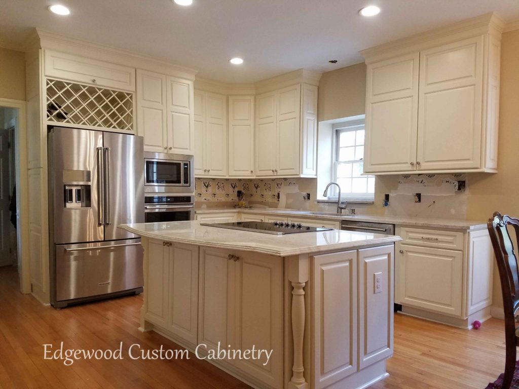 Make your cabinets pop with add ons edgewood cabinetry for Add on kitchen cabinets