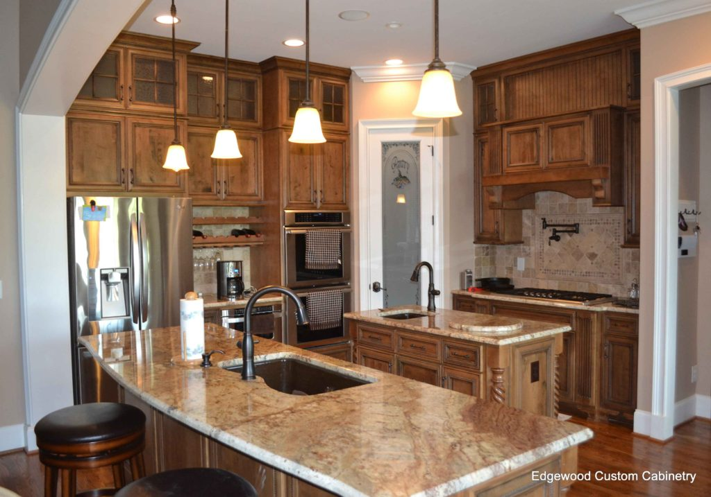 Kitchen cabinets islands raleigh nc edgewood cabinetry for Kitchen cabinets raleigh nc