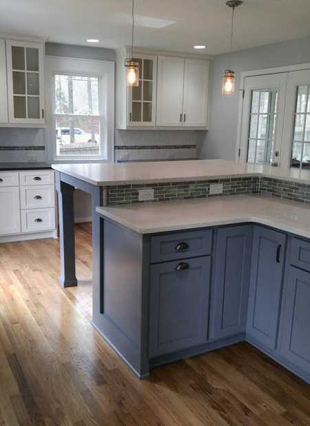 Open Vs. Closed Kitchen | Edgewood Cabinetry