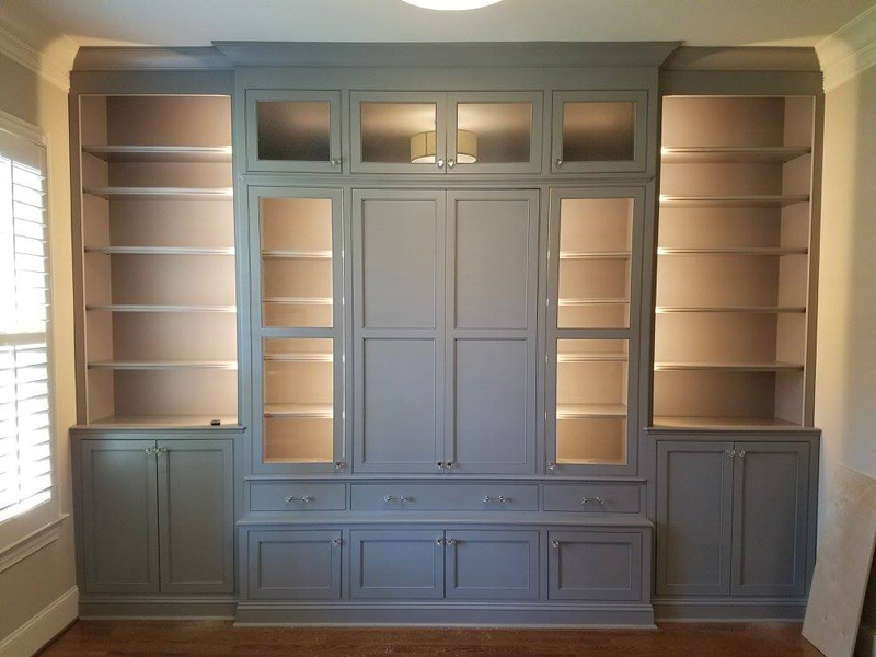 Custom cabinet makers raleigh nc cabinets matttroy for Custom cabinet makers
