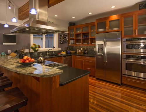 Make the Most of Your Kitchen Space With Custom Cabinets