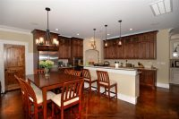two toned kitchen-edgewood custom cabinetry-clayton nc